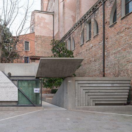 Tolentini, IUAV University, Venice
